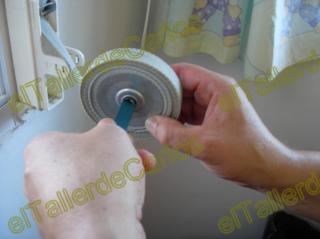 Tutorial para cambiar cintas de persianas cinta de obra - Cambiar cinta de persiana ...